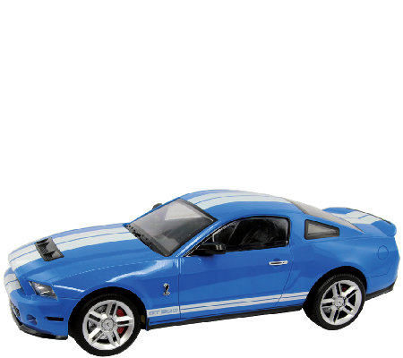 KidzTech 1:12 RC Full Function Rechargeable Ford Shelby GT500