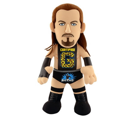 Bleacher Creatures WWE Big Cass Plush Figure