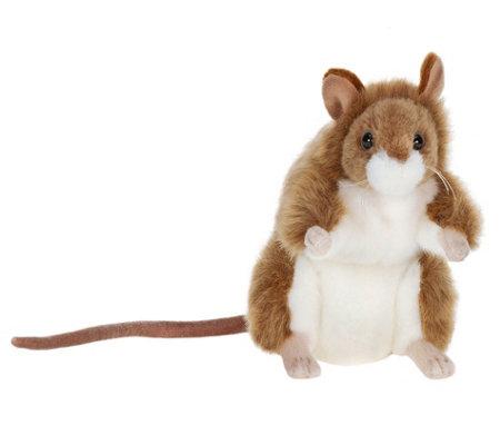 Hansa 7 Gelbhals Mouse Plush