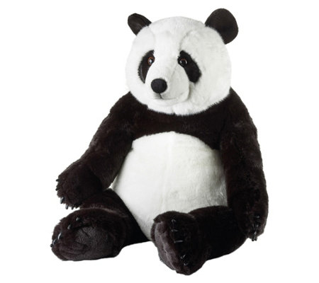 Lelly National Geographic Giant Panda Bear Plush