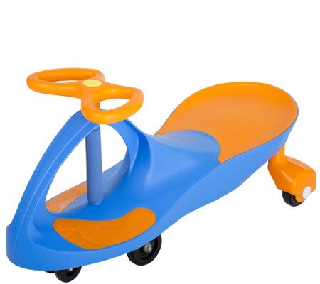 Lil' Rider Wiggle Ride-On Car
