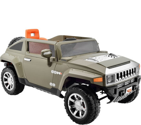 Kid Motorz Hummer HX One-Seat Ride-On
