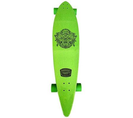 Quest Buena Karma 44 Longboard Skateboard