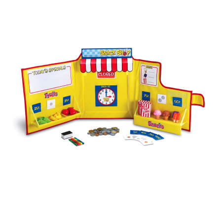 Pretend & Play Snack Shop by Learning Resources