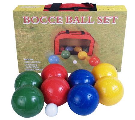 John N Hansen Co Bocce Ball Set