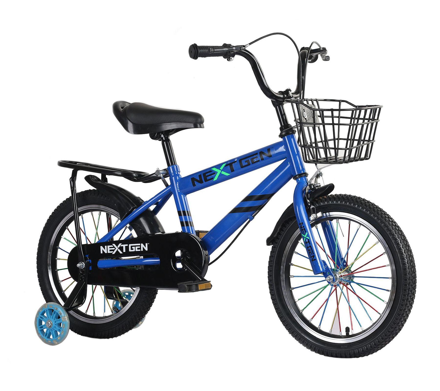 Blue NextGen 10 Childrens Bike