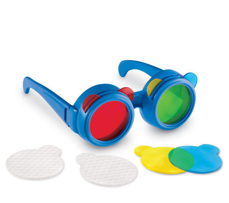 Color Mixing Glasses by Learning Resources