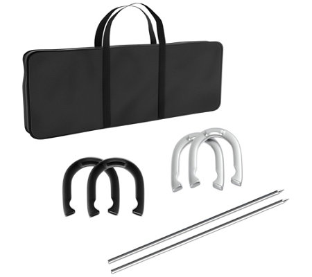 Trademark Games Professional Heavy Duty Horseshoe Set