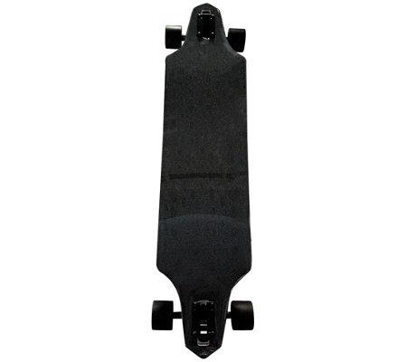 Quest Zero Dark 40 Longboard Skateboard