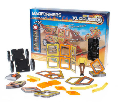 Magformers Cruisers Magnetic Building Set W Lights Sounds Page