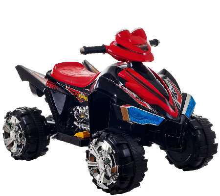 Lil' Rider Pro Circuit Hero 4 Wheeler 6VRide-On
