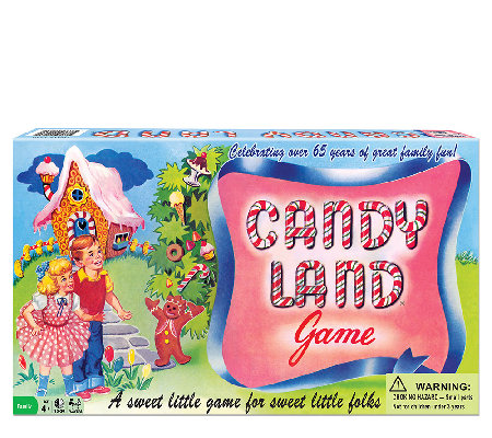 Candy Land 65th Anniversary Edition Game