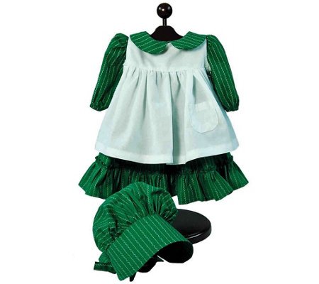 "The Queen's Treasures 18"" Doll Little House Prairie Outfit"