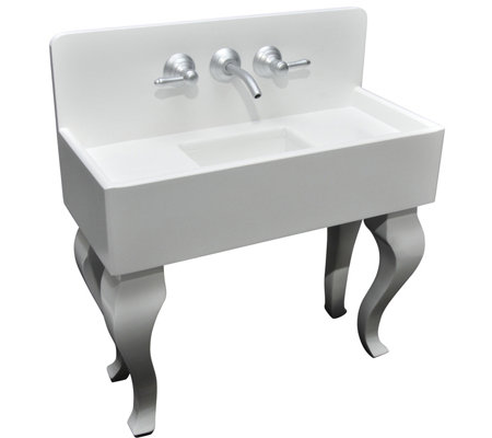 "The Queen's Treasures 18"" Doll Farmhouse Kitchen Sink"