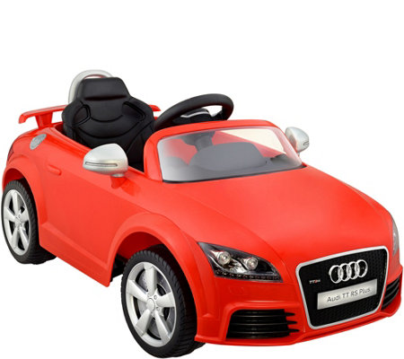 Kid Motorz Audi TT RS One-Seat Ride-On