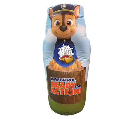 Athletic Brands Alliance Paw Patrol Inflatablefootball Buddy