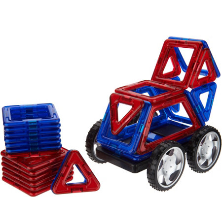 Magformers 31-piece Magnetic Cruiser Building Set