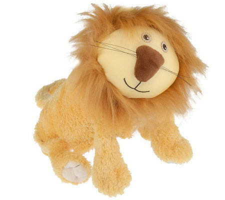 Zoobie Pets 3 In 1 Stuffed Animal Pillow And Blanket Page 1 Qvc Com