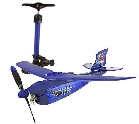Air Hogs Sky Shark Powered Jet W Pump QVC