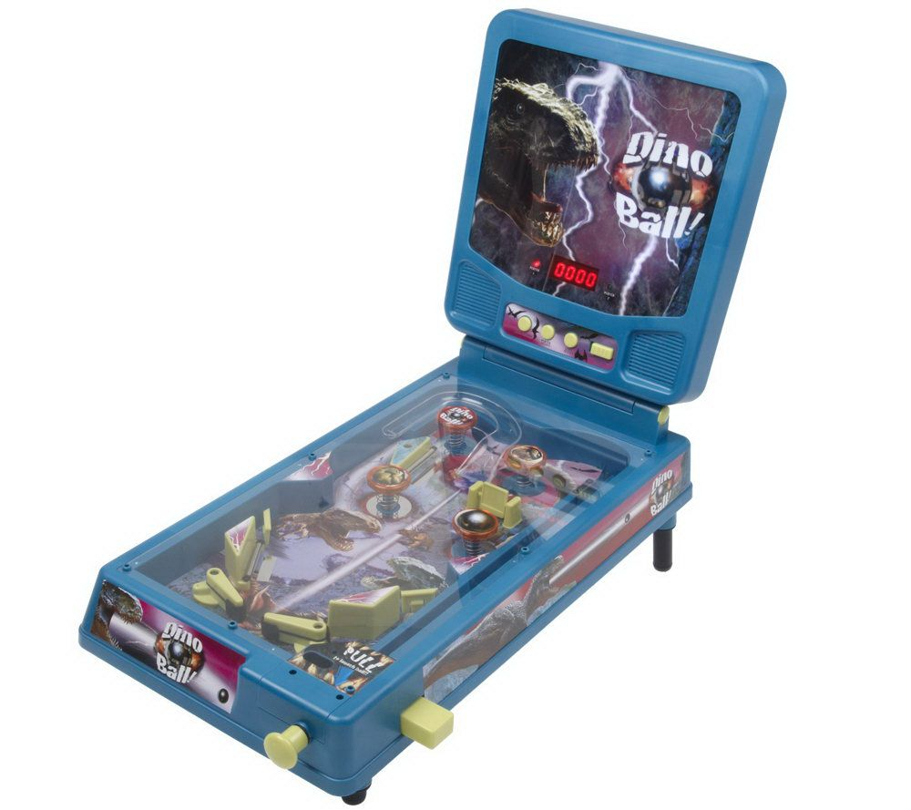 Tabletop pinball machines for adults