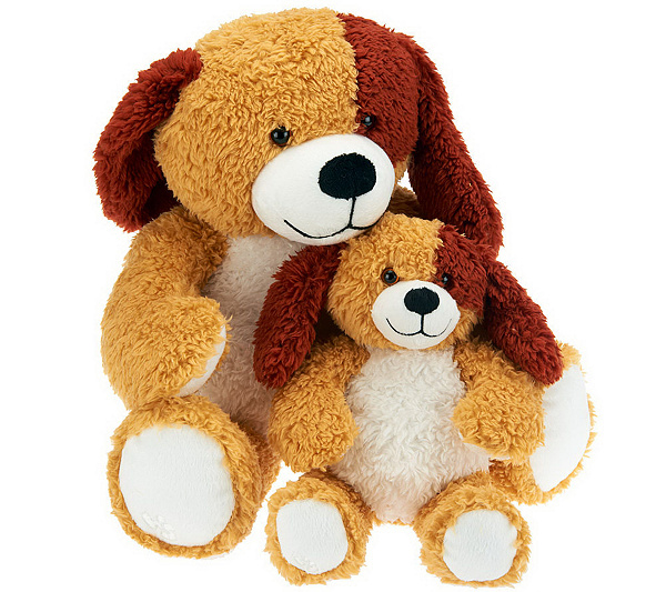 World S Softest 20 Inch Plush With Matching 12 Inch Plush Page 1
