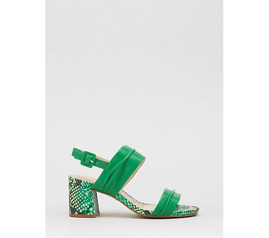 Moda in Pelle Laela Block Heel Sandals