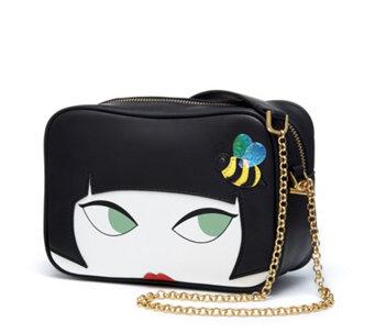 Lulu Guinness Amber Crossbody Bag - 173901 ade842451c