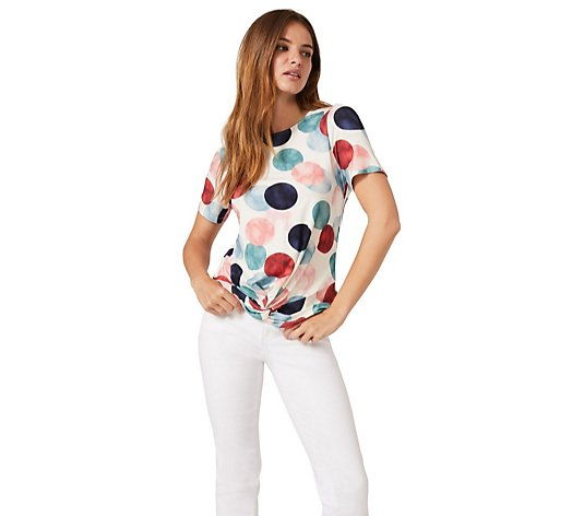 Phase Eight Gretchen Spot Top