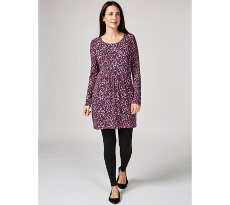 Joules Kirsten Jersey Tunic with Empire Line