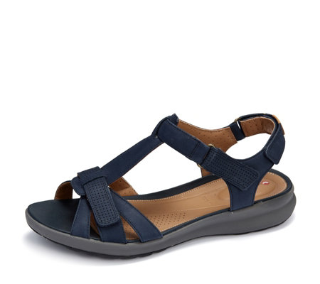 best choice special price for really cheap Clarks Unstructured Un Adorn Vibe Sandal Wide Fit - QVC UK