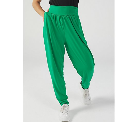Kim & Co Brazil Jersey Wellness Trouser with Pockets