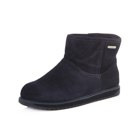 Emu All Weather Paterson Suede Classic Mini Waterproof Boots