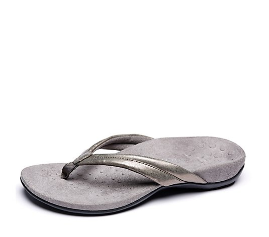 Vionic Orthotic Rest Raya Toe Post Sandal w/ FMT Technology
