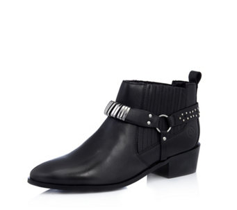 Bronx Leather Chelsea Ankle Boot - 168804