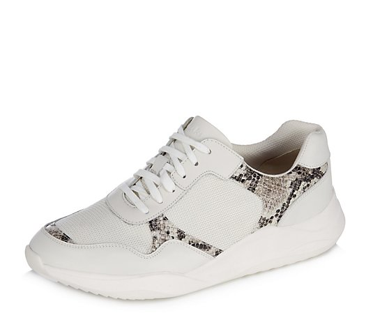 Clarks Sift Lace Trainers