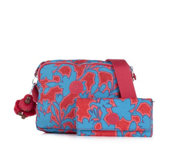Kipling Breezer & Brownie Bag with Purse Set - 129205