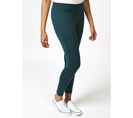 Women with Control Petite Ponte Royale Legging