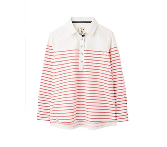 Joules Ashbrook Stripe Deck Shirt