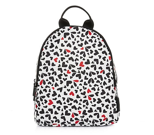 Lulu Guinness Large Nylon Back Pack