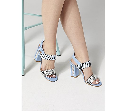 Moda in Pelle Shore Heeled Sandal
