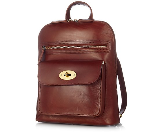 Ashwood Leather Beau Medium Backpack