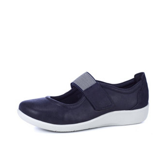 Clarks Sillian Cala Mary Jane Trainer - 164808