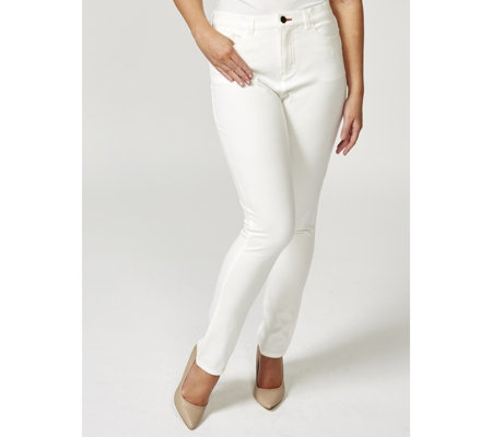 Ruth Langsford Cotton Twill Trouser Petite