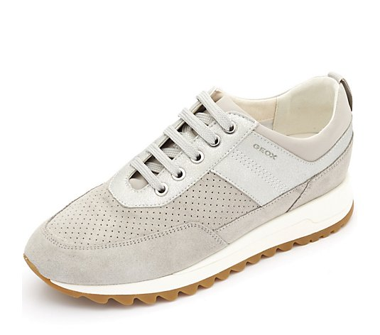 Geox Tableya Lace Up Trainer