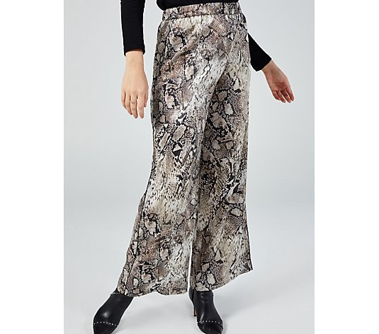 Helene Berman Wide Leg Trousers