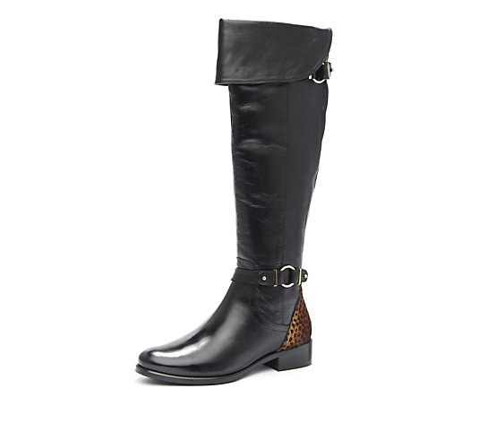 Moda in Pelle Stanie Over The Knee Boot
