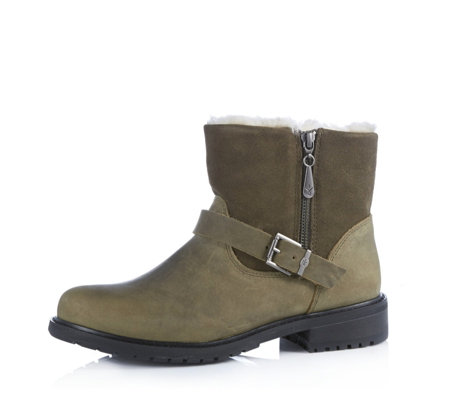 Emu Low Rise Collection Roadside Waterproof Boot with Buckle