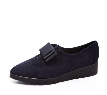 Peter Kaiser Nelda Bow Flatform Loafer
