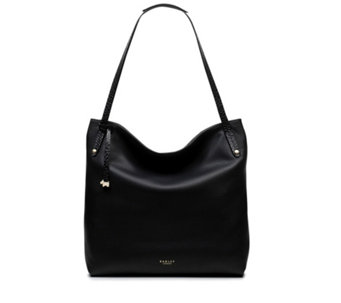 Radley London Willow Large Leather Zip Top Tote Bag - 168111