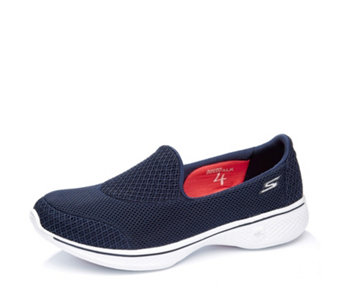 Skechers GOwalk 4 Propel Air Mesh Slip On Shoe - 167912